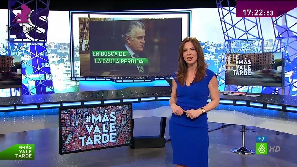 MAMEN MENDIZABAL, MAS VALE TARDE (19.02.15)