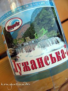 luzhanska-mineral-water