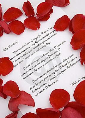 Lettre d'amour pour elle 2