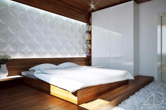 modern bedroom trends 2014