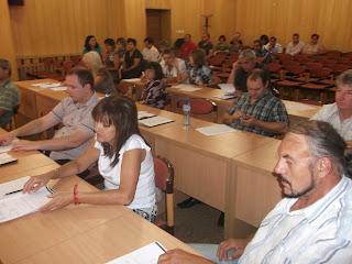 Отложиха сесията на общинския съвет в