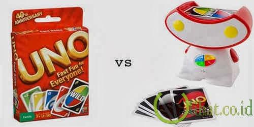 UNO vs UNO Roboto