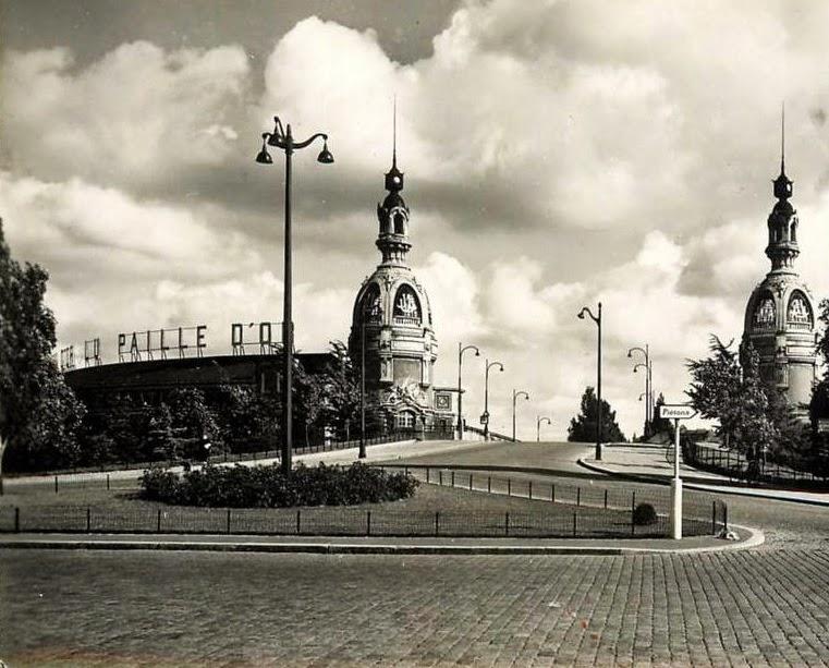 Nantes la ville d 39 apr s guerre nantes les tours lefevre utile for Construction piscine nantes