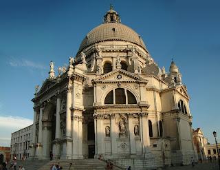 Iglesia de Santa María de la Salute de Venecia