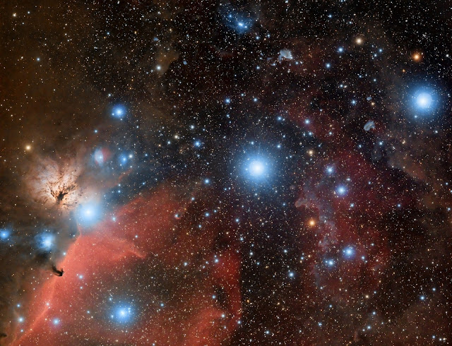 Orion's Belt Wallpaper HD