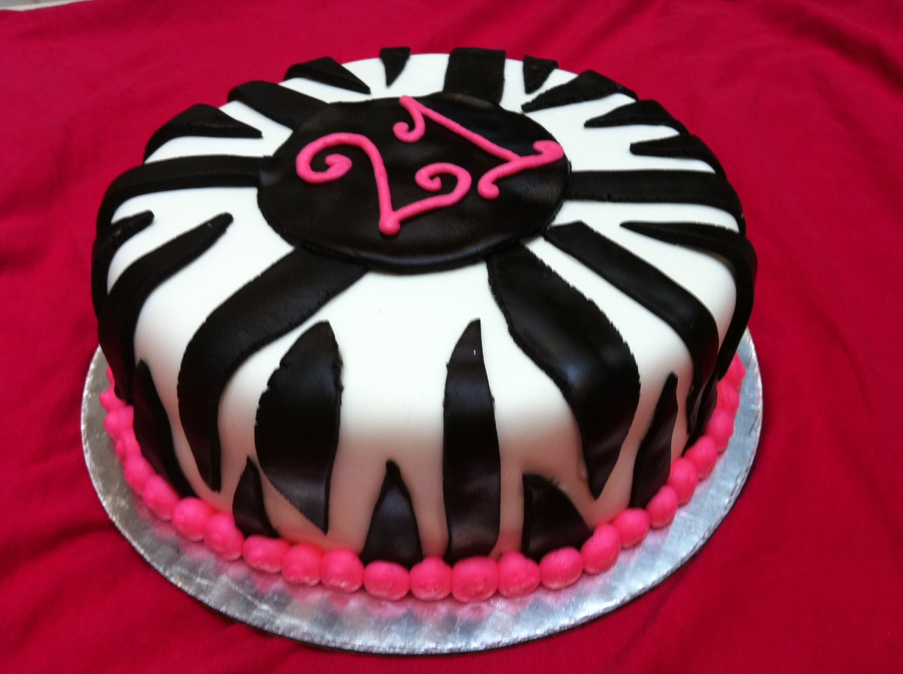 Zebra Cake Design Ideas : Zebra Cakes Cake Ideas and Designs