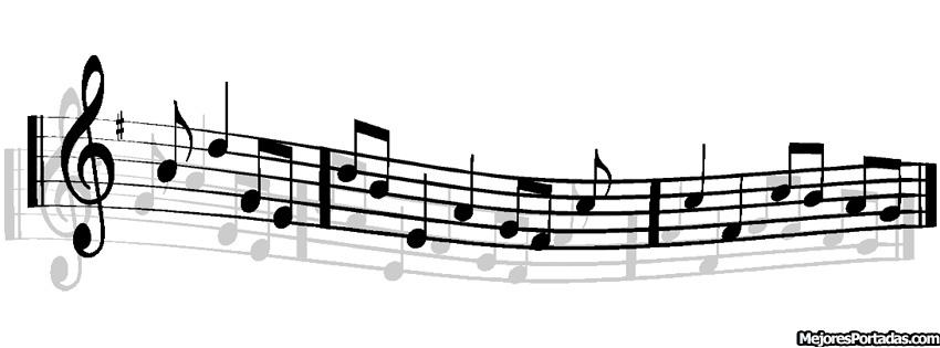 PORTADAS FACEBOOK TIMELINE BIOGRAFA Notas musicales