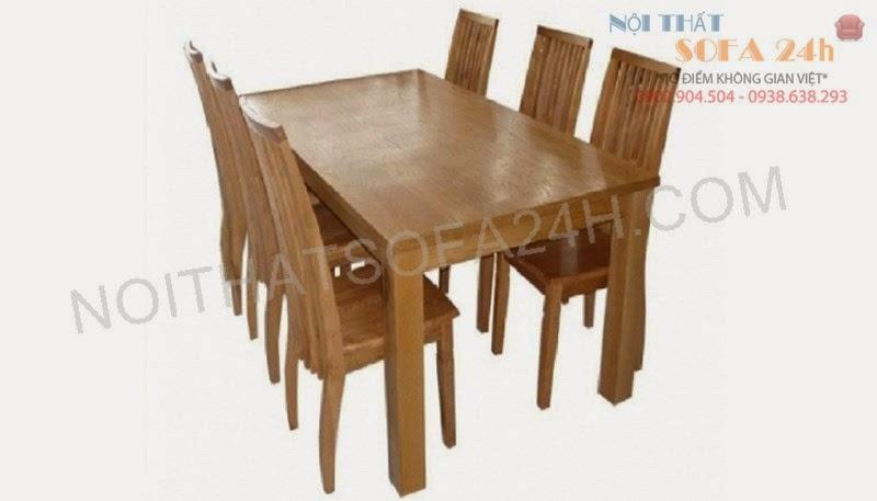 Bàn ghế ăn 026