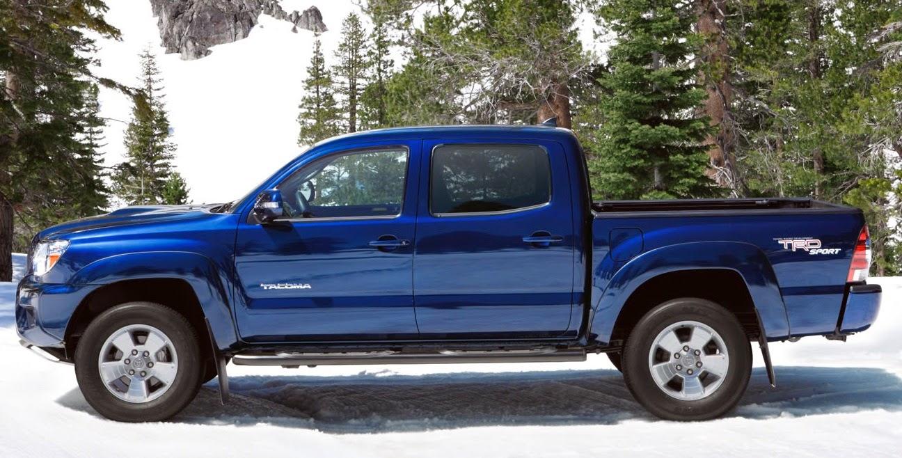 Toyota Tacoma Pickup Truck   Car Reviews   New Car ...