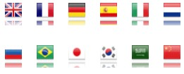 Cara Memasang widget Translate Bendera di blog