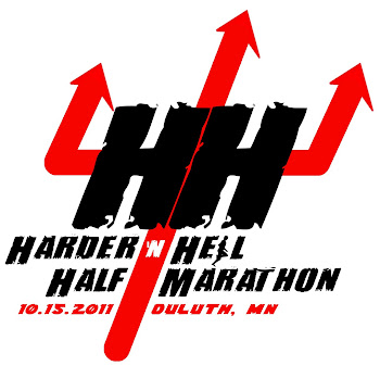 Harder &#39;n He!! Half Marathon