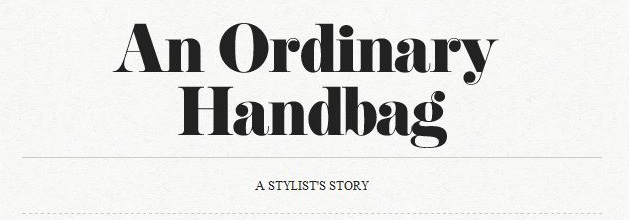 An Ordinary Handbag