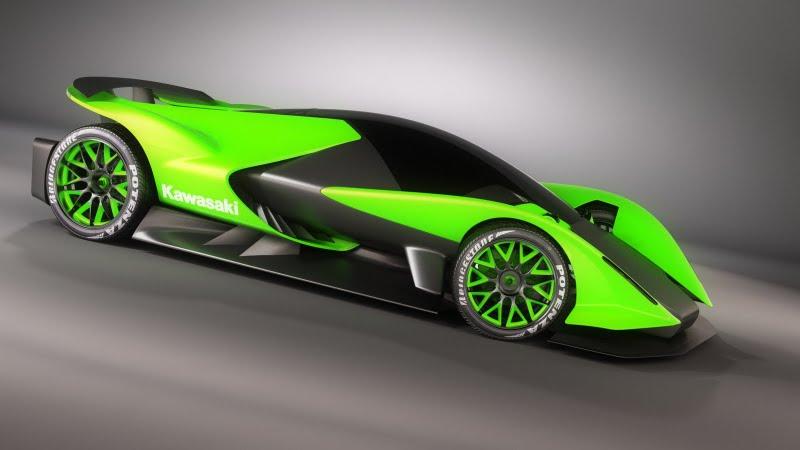 Zoom In Cars Kawasaki Zx Concept