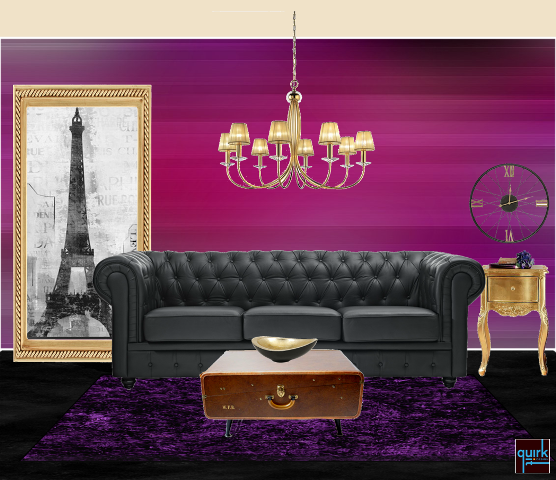 Quirk It Design_eiffel paris room home decor inspiration_DIY_Quirky_Home_Decor_moodboard_concept_interior design