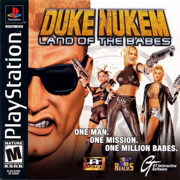 Duke Nukem Land Of The Babes | El-Mifka