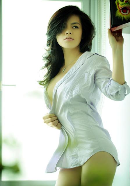 Trieu Tu Trinh- Vietnamese Actress