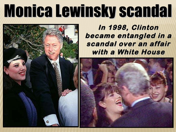 the media and its role in the clinton lewinsky scandal What we've learned in the years between the bill clinton-monica lewinsky sex scandal and the monica lewinsky feeding frenzy and its media allies were.