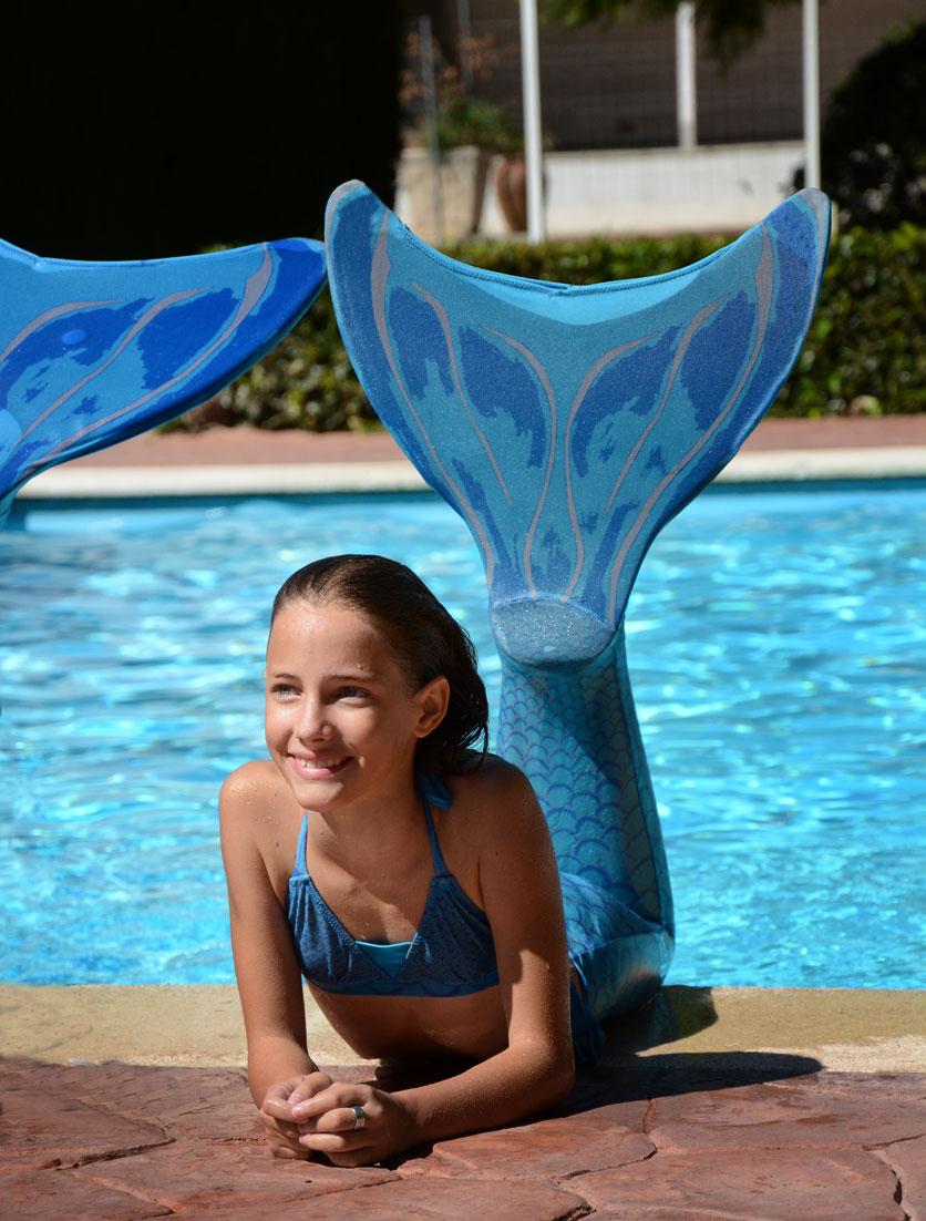 Rose Moustache Blog : Nadar como una sirena de verdad!