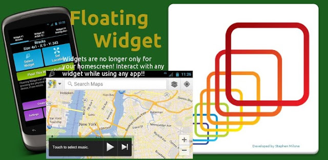Floating Widget v5 APK