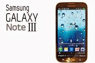 harga terbaru dan spesifikasi dari Samsung Galaxy Note 3