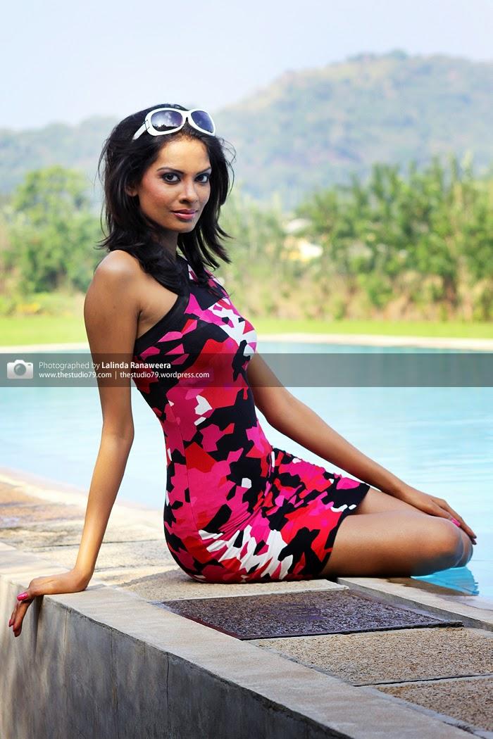 Charitha Waidyasiri slim model