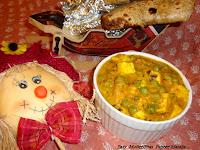 Paneer Mutter Masala recipe / Easy Matar Paneer Recipe / Peas Paneer Masala Recipe