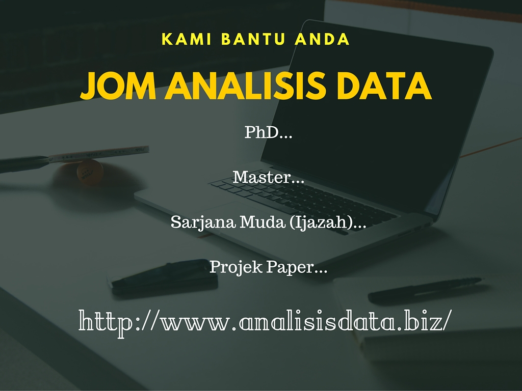 Jom Analisis Data
