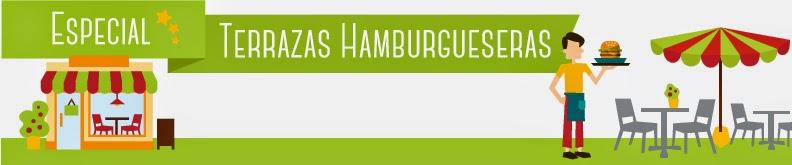Cabecera terrazas hamburgueseras