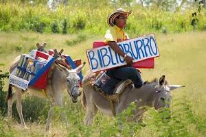 EL BIBLIOBURRO ITERANTE