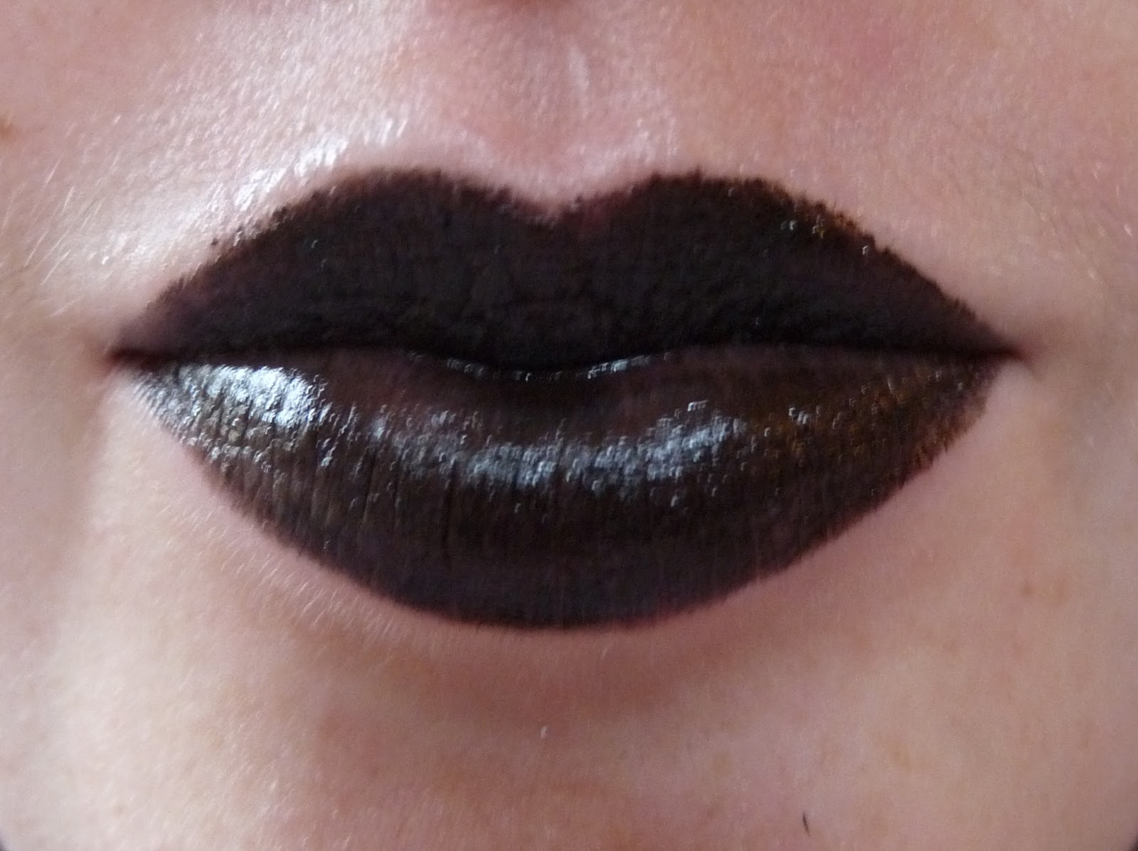 Funny Face's place: Swatcharama - Barry M Lip Paint swatches