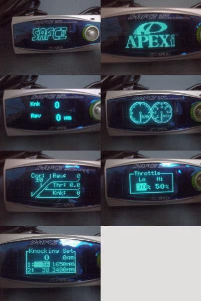 True Jdm  Piggyback   Air Fuel Ratio Controller