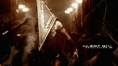 Pyramid Head Resident Evil Revelation Wallpaper