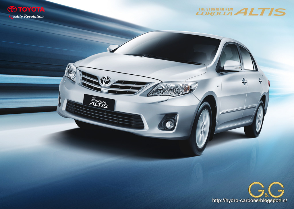 2012 toyota corolla altis diesel way2speed. Black Bedroom Furniture Sets. Home Design Ideas