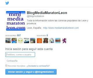 twitter blogmediamaratonleon