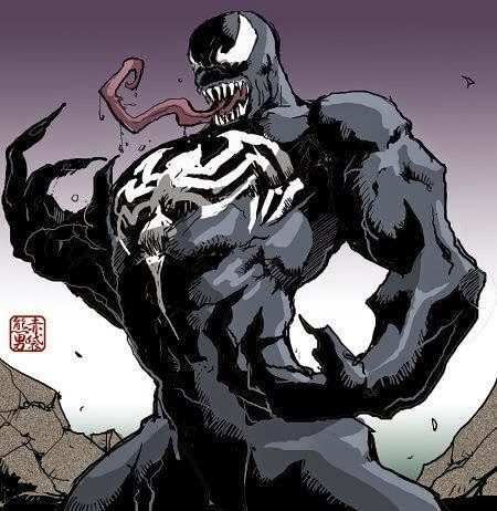 What is the name of Venom from Spiderman