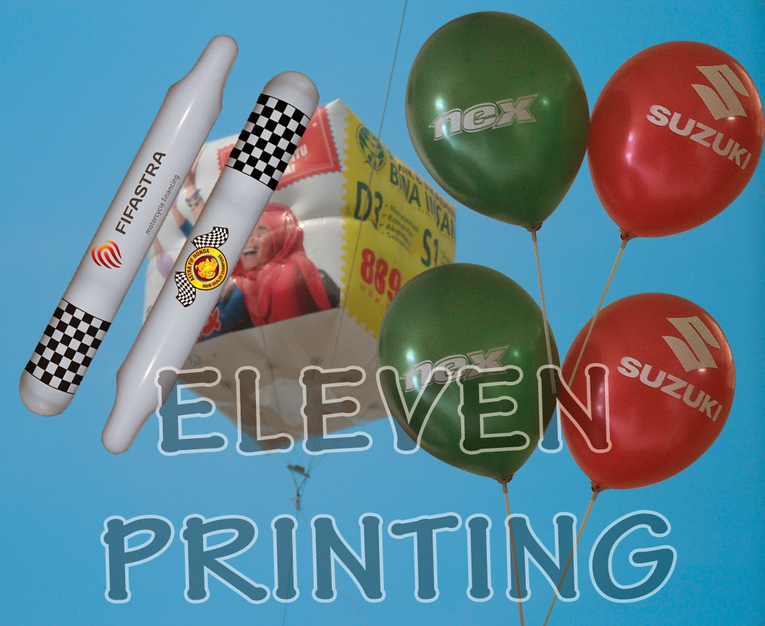 Percetakan Balon Promosi