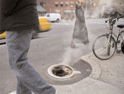 Awesome Street Advertising by www.KisKut.com