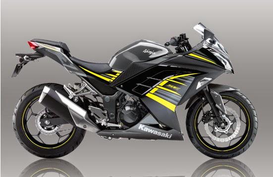 Harga dan Spesifikasi Motor Kawasaki Ninja 250 Special Edition ABS 2015