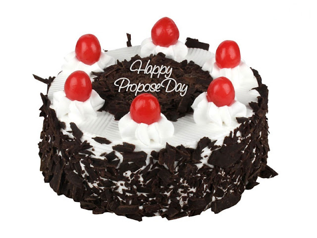 propose day cake image wallpaper