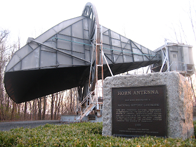 The Holmdel Horn Antenna