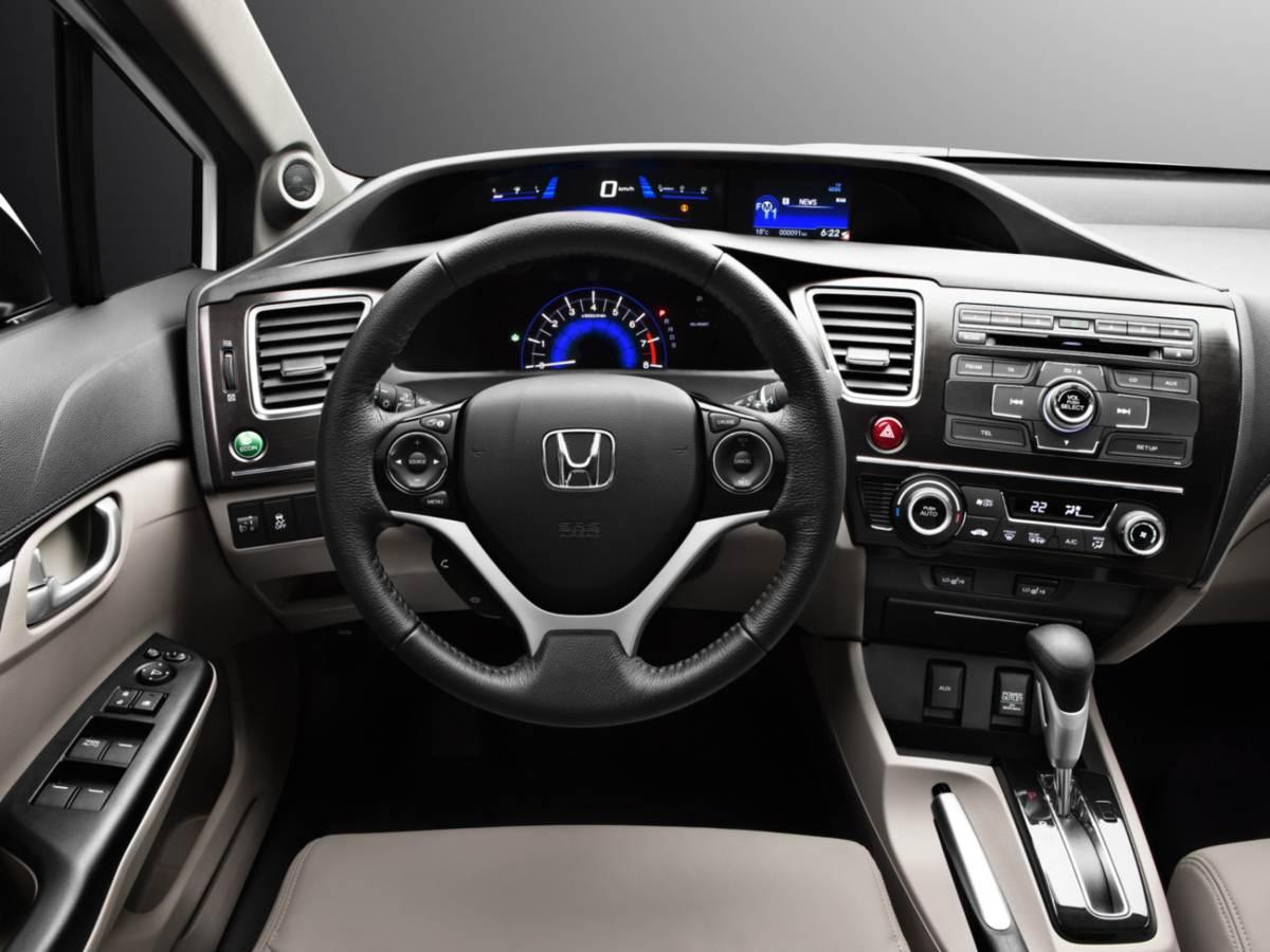 Honda Civic Reestilizado Chega 224 Europa Car Blog Br