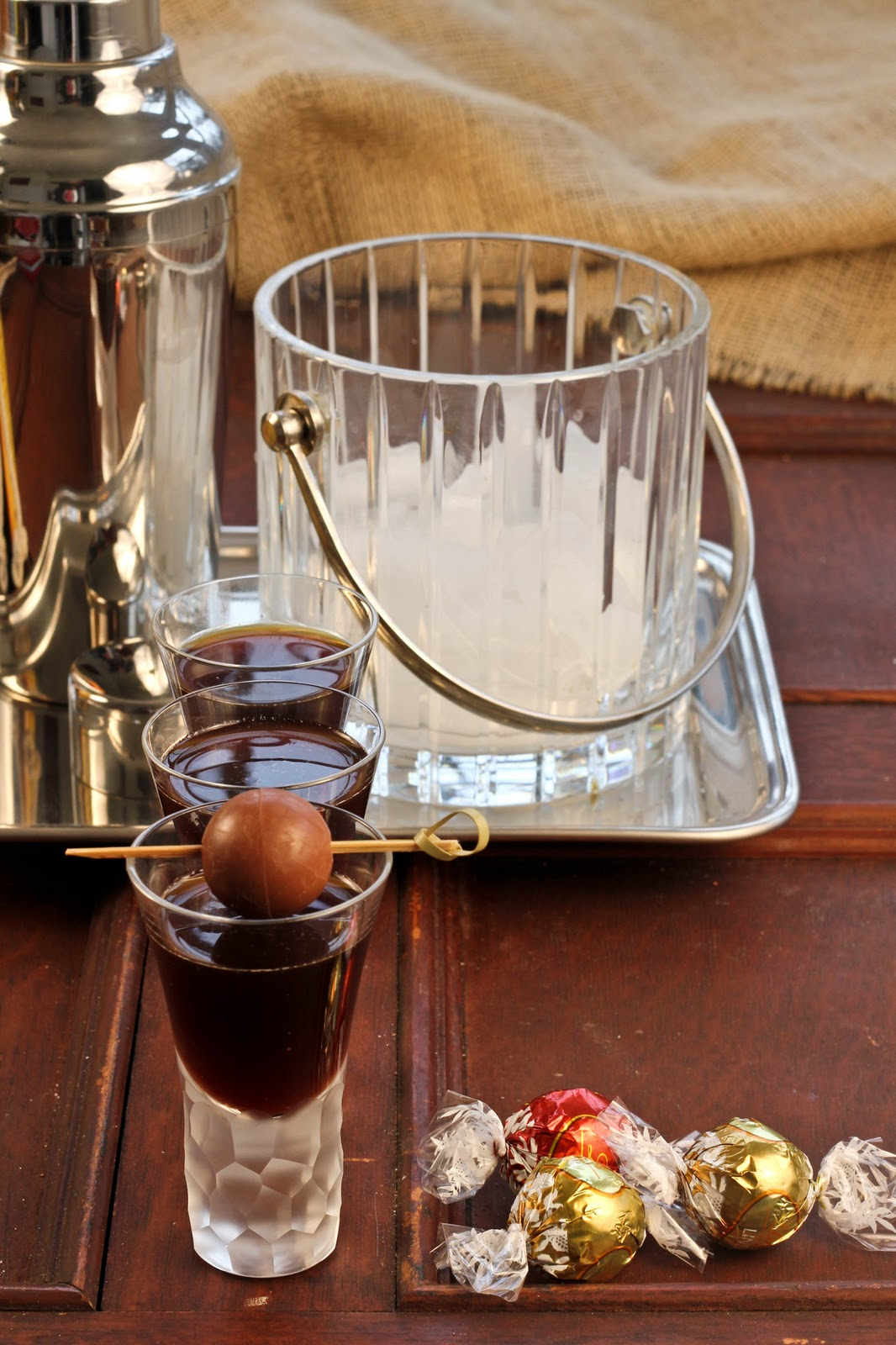 Frangelico Truffle Cocktail