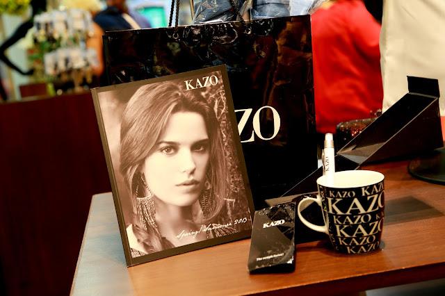 kazo giveaway