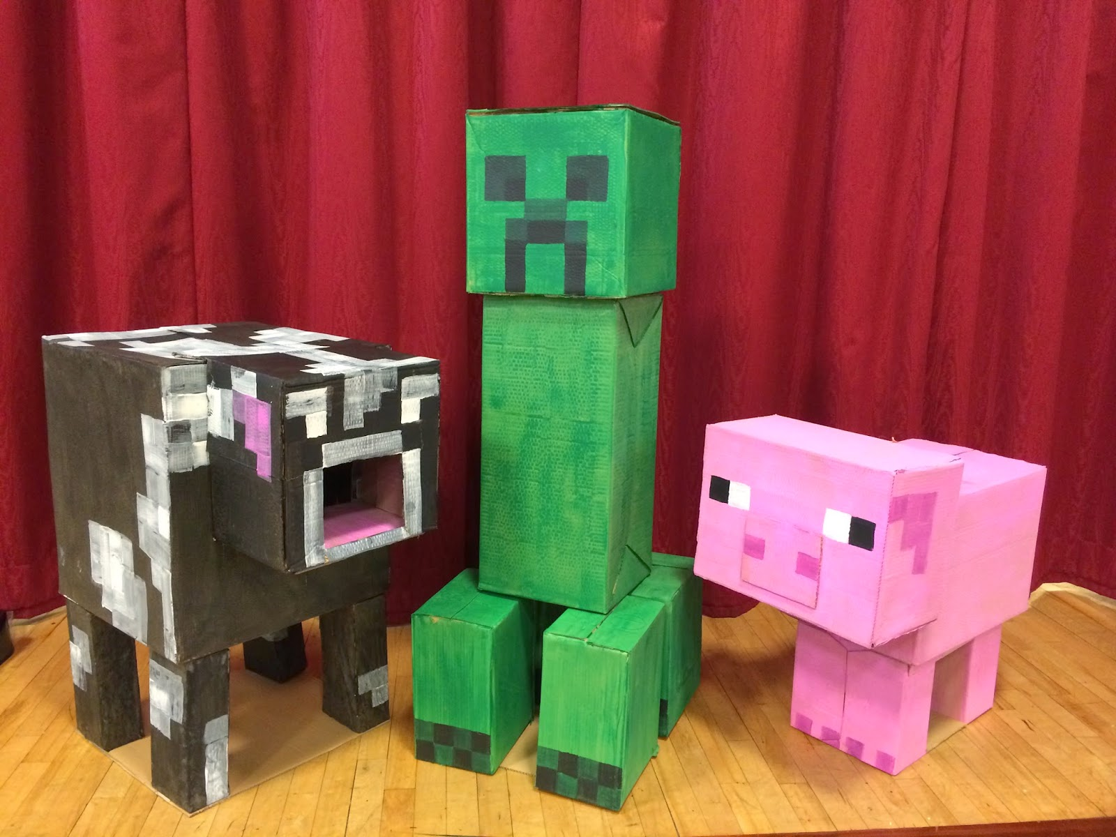 Minecraft Party Decorations Elaines Sweet Life Minecraft Party