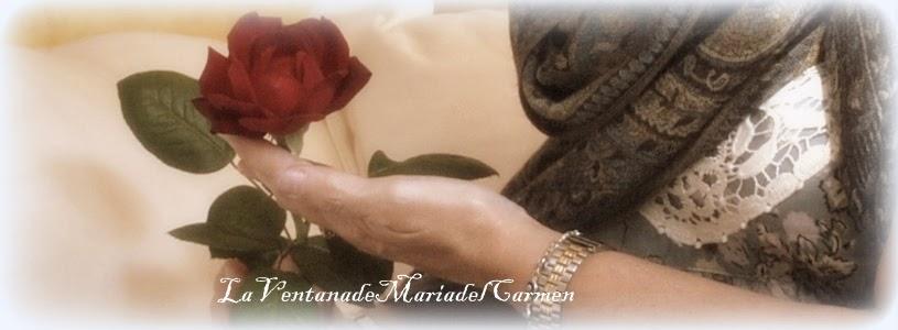 LA VENTANA DE MARIA DEL CARMEN