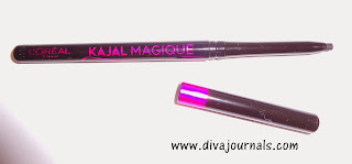 Loreal Paris Kajal Magique Review