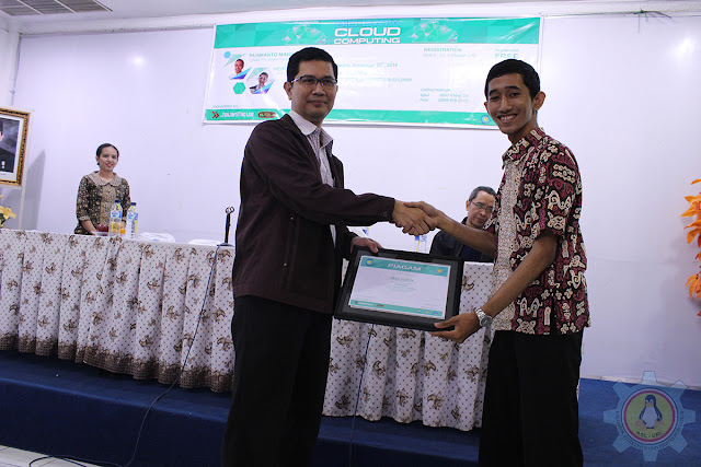 Charter to Mr. Heru (Keynote Speaker)