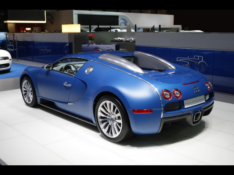 cars riccars design bugatti veyron blue car wallpapers. Black Bedroom Furniture Sets. Home Design Ideas