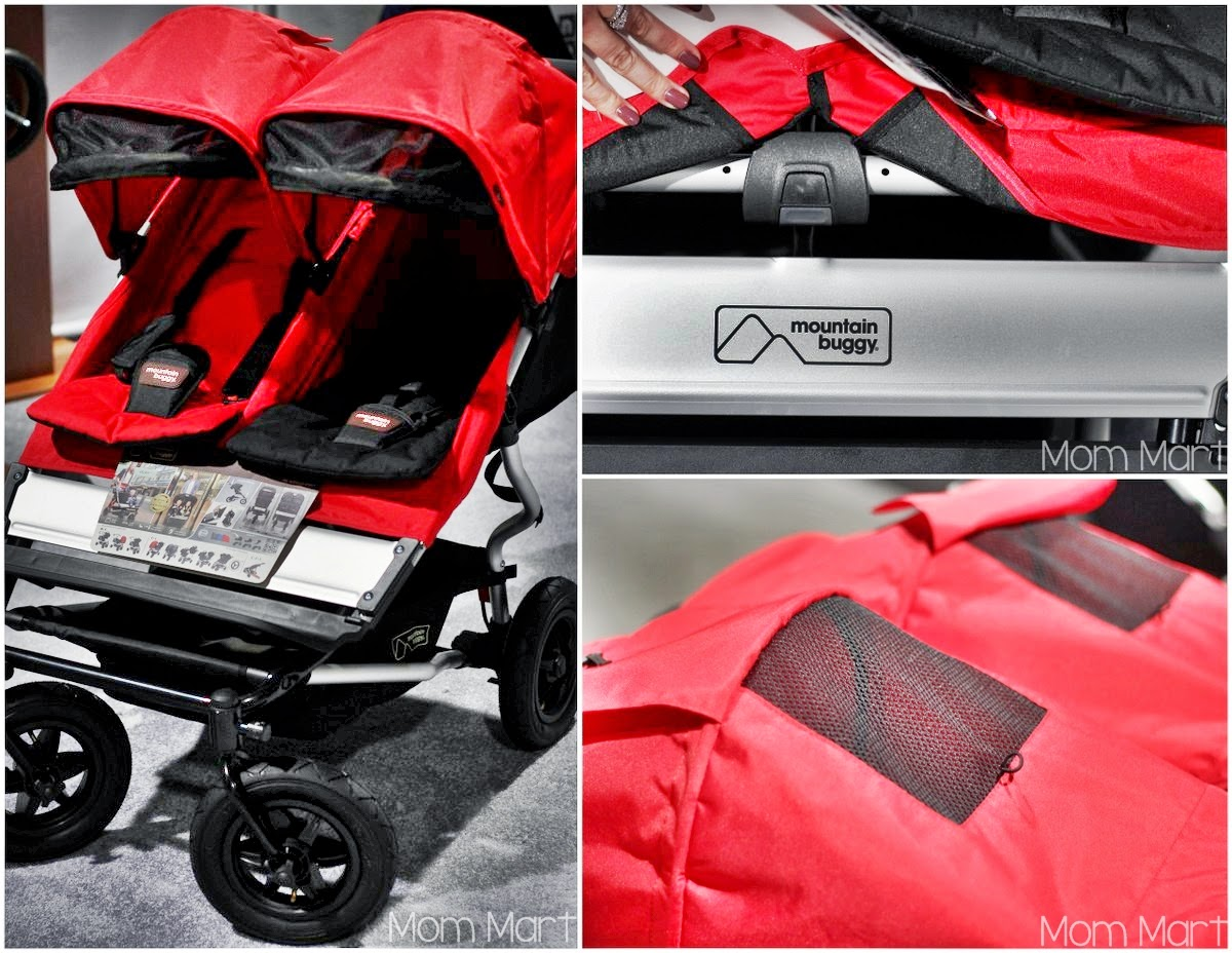 ABCKids14 Expo Mountian Buggy Duet Makeover