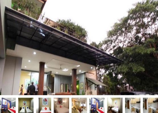 Hotel Bintang Tiga Ini Berada Sekitar 75km Dari Bandara Halim Perdanakusuma Tempatnya Cukup Nyaman Tenang Serta Dekat Dengan Beberapa Objek Wisata